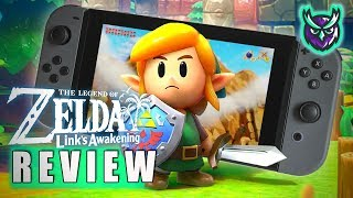 The Legend of Zelda: Link's Awakening Switch Review - A Dream Remake? (Video Game Video Review)