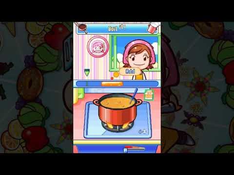 Random Gameplay: Cooking Mama 2