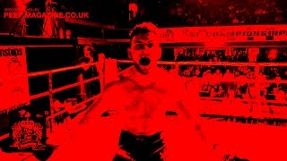 FIGHT FEST CHAMPIONSHIPS MATT McCALLUM V AARON JONES / PEEP MAGAZINE