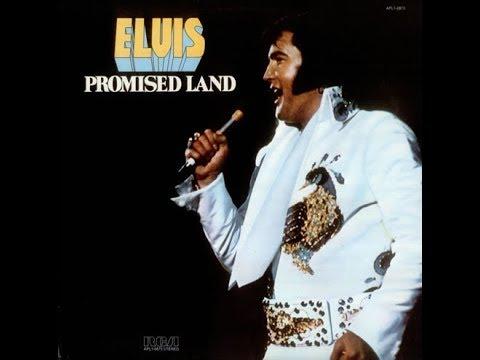 Elvis Presley-Promised Land-complete c 1975 warm LP sound