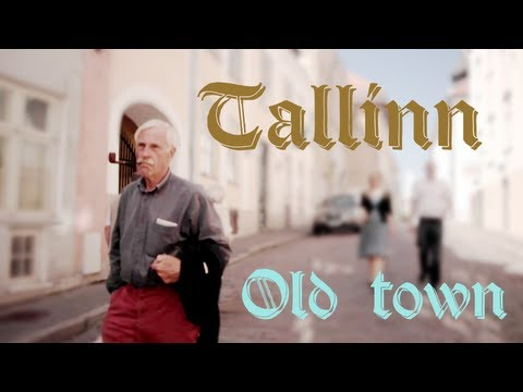 "Let's Learn Estonian  Random things  Ep 16 ""Walk with me in The Tallinn Old Town"""