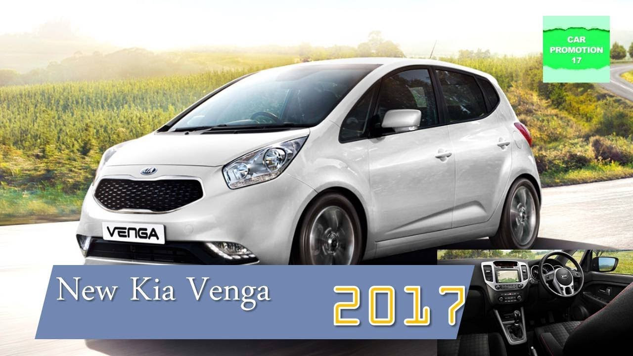 2017 kia venga 1 6 review interior exterior luxury youtube. Black Bedroom Furniture Sets. Home Design Ideas