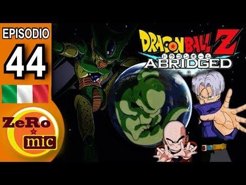 ZeroMic - Dragon Ball Z Abridged: Episodio 44  [ITA]