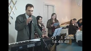 Свадебные песни и стихи (Павел, Вера, Надя)_21.01.2006_Молодечно