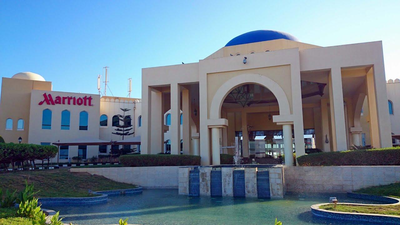 Marriott Beach Hotel Oman
