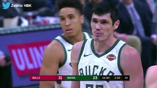 Ersan İlyasova'nın Chicago Bulls maçı performansı: 9 sayı, 6 ribaund