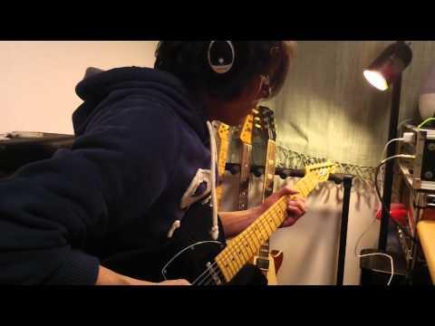 山下達郎LOVELAND ISLAND ギターコピー