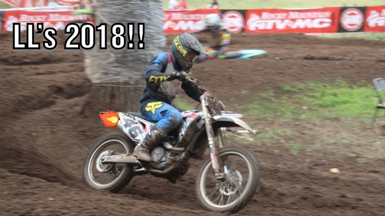 BIGGEST AMATEUR MOTOCROSS RACE IN THE WORLD!!! | Loretta Lynn's MX 2018