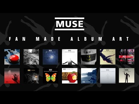 Muse - Absolution Live Full Album | Fan Made Album Art