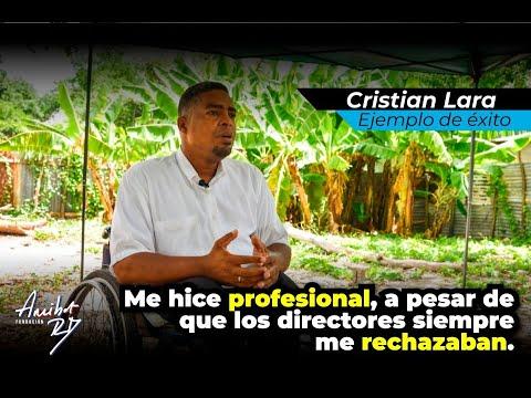 CRISTIAN LARA // ME HICE PROFESIONAL, A PESAR DE QUE LOS DIRECTORES SIEMPRE ME RECHAZABAN