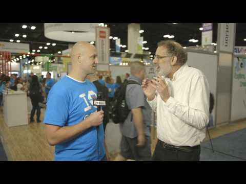 Conversation with Mitch Resnick at ISTE 2017