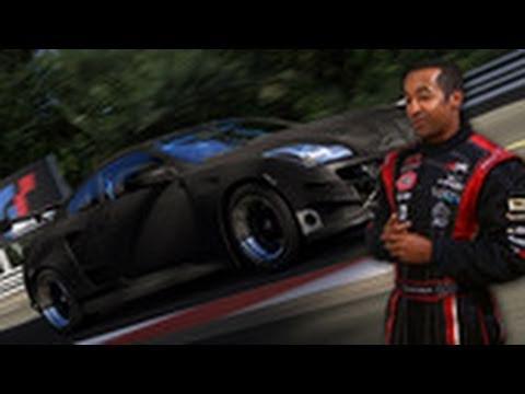 Gran Turismo Vs A Pro Race Car Driver YouTube - Car driver