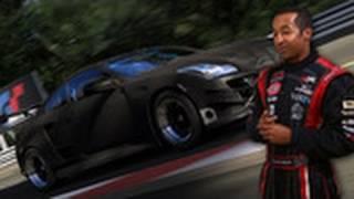 Gran Turismo 5 vs. A  Pro Race Car Driver