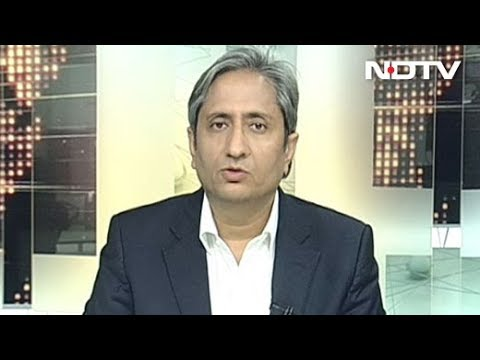 Prime Time Intro: Why Ravish Kumar Advises To Watch Less TV?