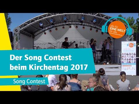 Der Song Contest beim Kirchentag 2017