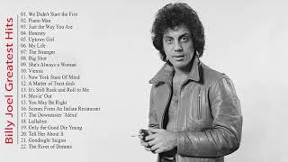 Billy Joel Playlist Full Album 2018 Billy Joel Greatest Hits 2018