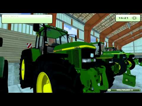 the mods i have Farming Simulator 2013