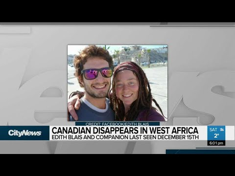 Canadian Woman Goes Missing In Burkina Faso