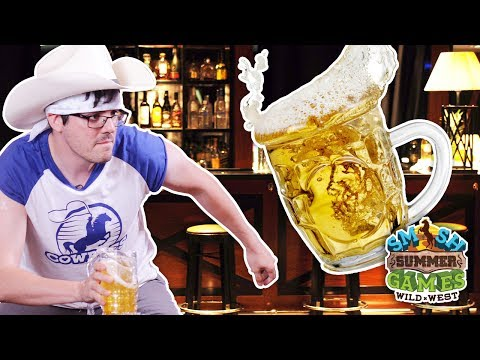 ULTIMATE DRINKING GAME (Smosh Summer Games)