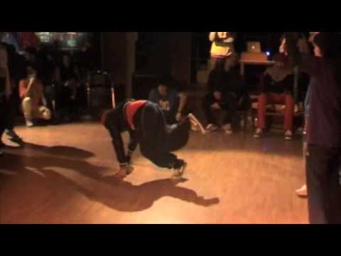 Zulu Party Bonnie&Clyde 2009 - semifinali: Nexus & Moretz (winners) vs Foglia & Dany