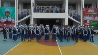 semangat literasi SD Muhammadiyah 4 Pucang Surabaya