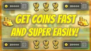 Pixel Gun 3D - How To Get Fast Coins! No Hacks! [After 9.4.1]