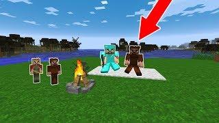 ZENGİN, FAKİR VE ÇOCUKLAR PİKNİĞE GİDİYOR! 😍 - Minecraft