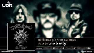 Motörhead - Electricity (Bad Magic 2015)