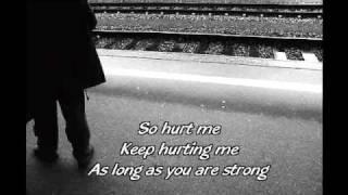 Herbert Grönemeyer - Keep Hurting Me (with lyrics)