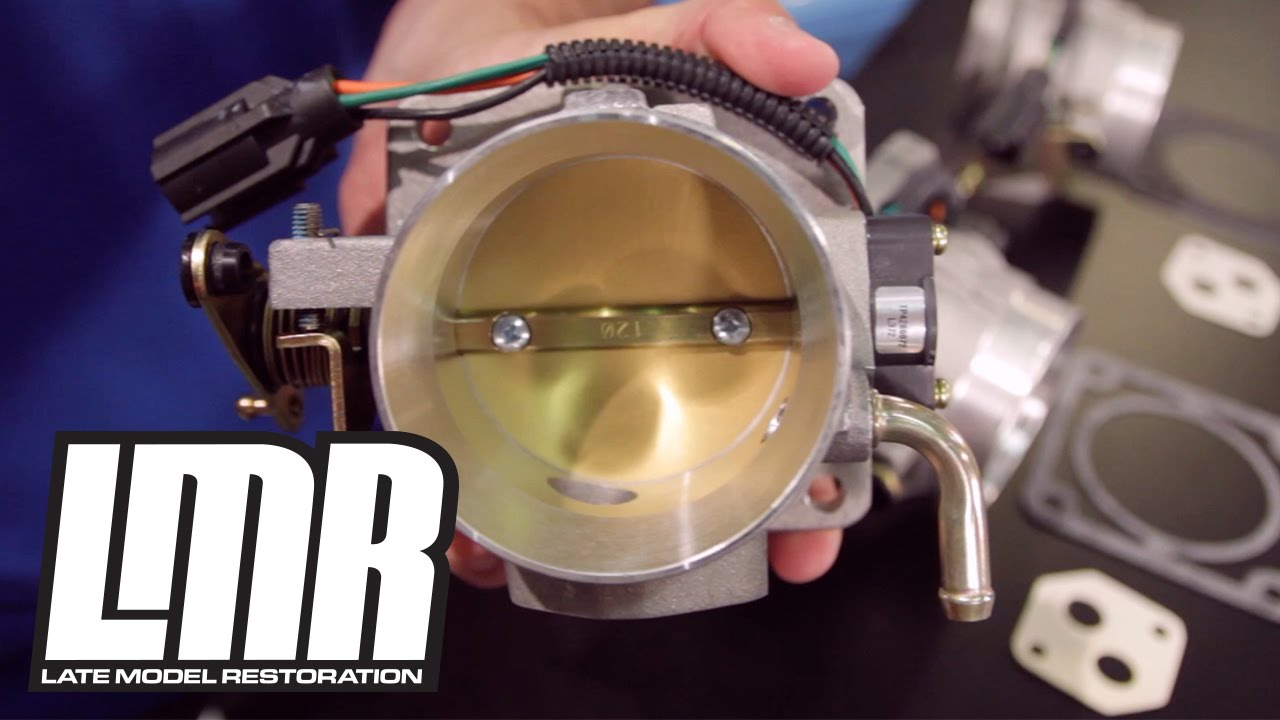Mustang BBK Throttle Body Installation - Fox Body (86-93 5 0L)