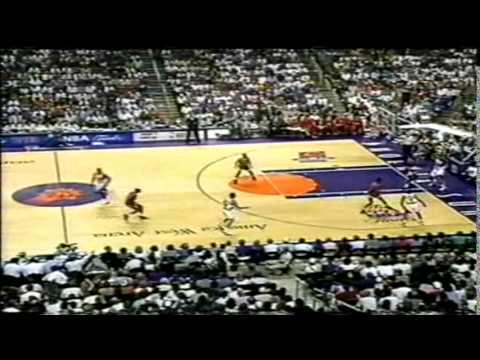 1993 NBA Finals Gm. 2 Bulls vs. Suns (1/8)