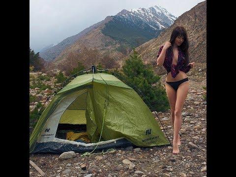 """самая дешёвая палатка, дешевле даже чем """"СВОИМИ РУКАМИ"""""""