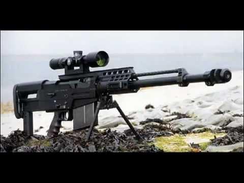 Top 10 súng bắn tỉa tốt nhất dành cho lục quân