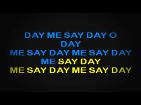 SC2080 01   Belafonte, Harry   Day O Banana Boat Song [karaoke]
