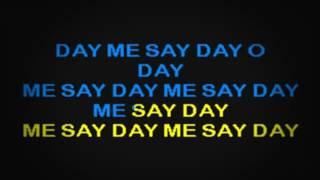 SC2080 01 Belafonte, Harry Day O Banana Boat Song [karaoke]
