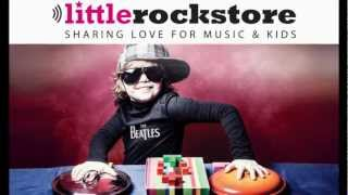 Littlerockstore - the band merchandise webstore for rock babies, toddlers and kids