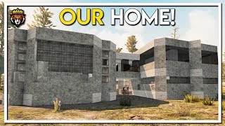 This is OUR Home Now! (7 Days to Die Modded Ravenhearst Part 4)