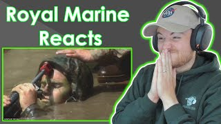 Royal Marine Reacts To ULTIMATE US MILITARY TRAINING FAILS AND FUNNY MOMENTS COMPILATION 2020
