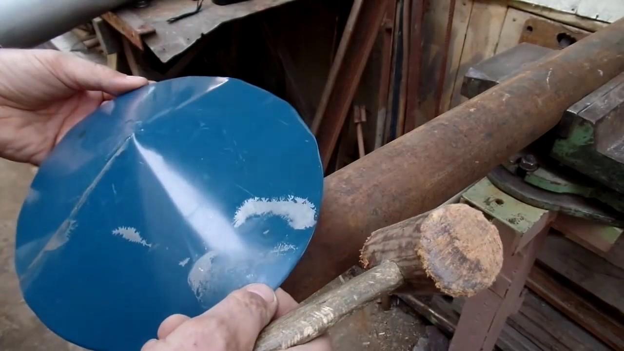 Мастер класс от Дачного мастера как сделать колпак для дымоходной трубы