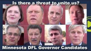"8 DFL Governor Candidates answer-""What is Minnesota"