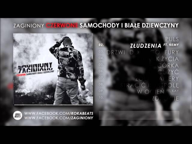 Zaginiony - Z?udzenia feat. ?emy (prod. ?emy)