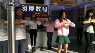 Утренний танец 720р HD