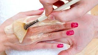 Уход за руками - Маска для рук (уроки дизайна ногтей)