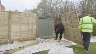 How To Install Grange Garden Fencing