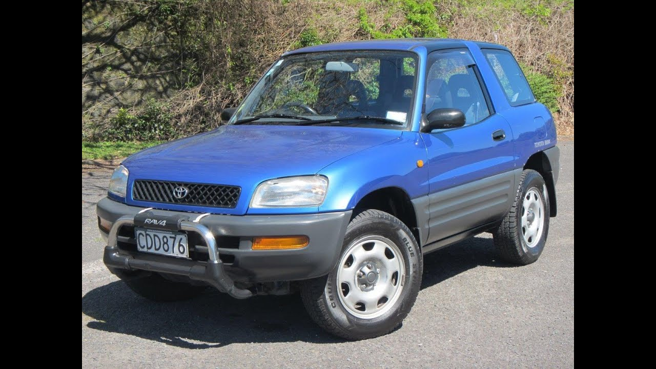 1994 toyota rav4 l 4x4 suv 1 reserve cash4cars. Black Bedroom Furniture Sets. Home Design Ideas