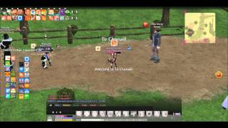 Mabinogi PvP:Haku Vs Uvo at 2%