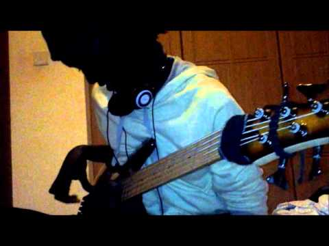 Jonathan Butler - Let the Redeemed Say So (Bass Cover)