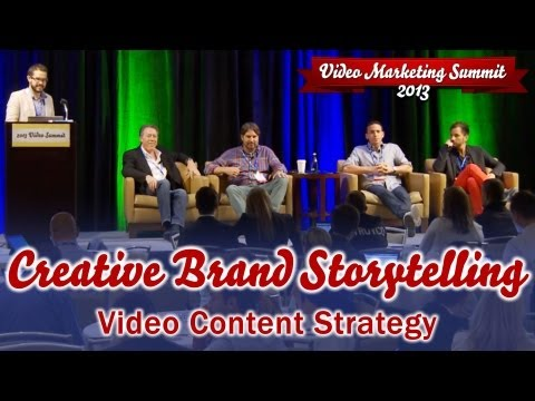Creative Brand Storytelling: Video Content Strategies that Resonate ► 2013 Video Summit