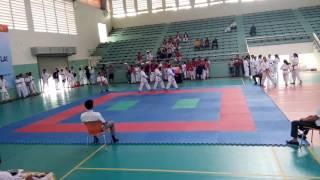 Chung kết nữ karate 2017