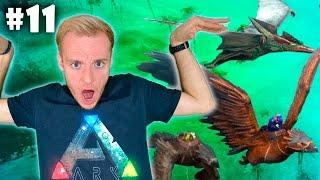 BASIS PLUNDEREN! - ARK: Survival Evolved #11
